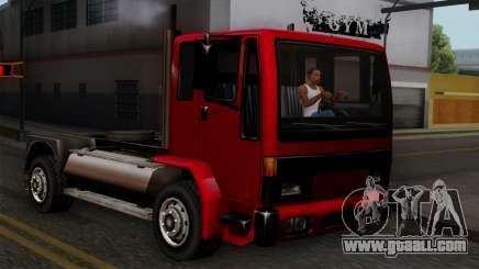 DFT-30 Truck for GTA San Andreas