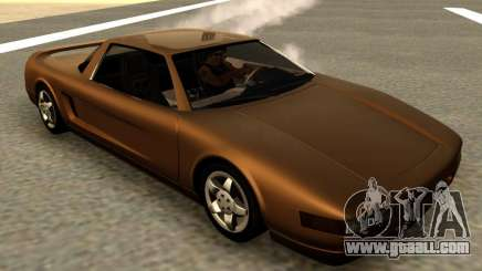 Infernus PFR v1.0 final for GTA San Andreas
