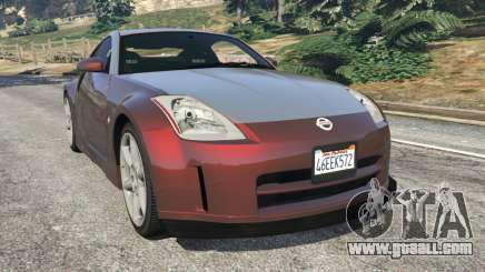 Nissan 350Z for GTA 5