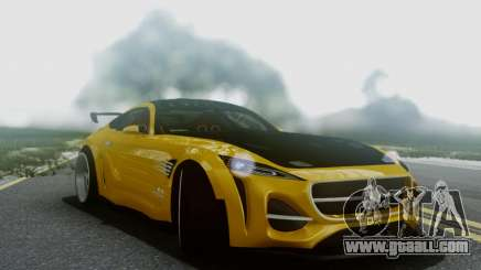Mercedes-Benz AMG GT for GTA San Andreas