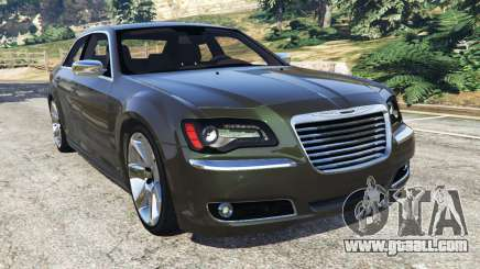 Chrysler 300C 2012 [Beta] for GTA 5