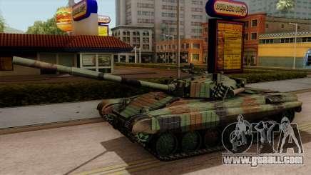 PT-91A Twardy for GTA San Andreas