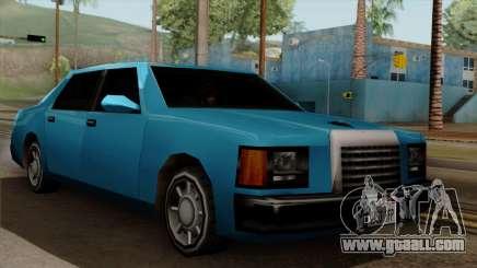 Washington v1 for GTA San Andreas