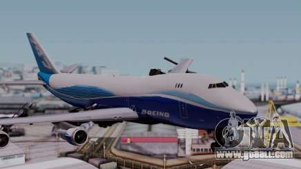 Boeing 747-400 Dreamliner Livery for GTA San Andreas