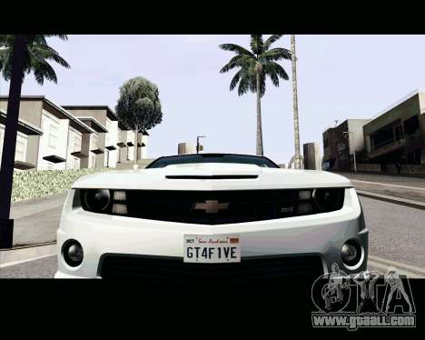 ENB Settings by J228 for GTA San Andreas third screenshot