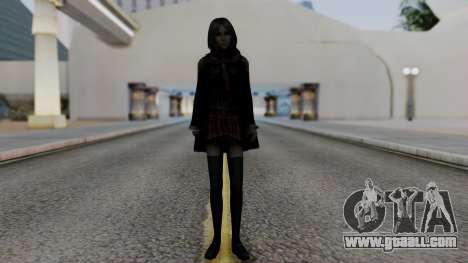 Final Fantasy Type 0 - Rem Tokomiya for GTA San Andreas second screenshot