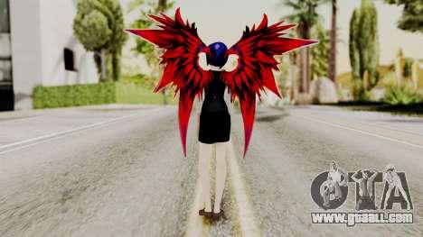 Touka Kirishima (Tokyo Ghoul) v2 for GTA San Andreas third screenshot