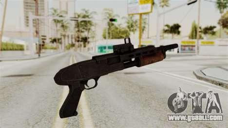Shotgun from RE6 for GTA San Andreas second screenshot
