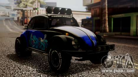 Volkswagen Beetle Vocho-Buggy for GTA San Andreas