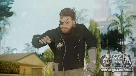 Venom Snake [Jacket] Rocket Arm for GTA San Andreas