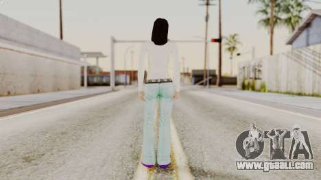 Ofyst CR Style for GTA San Andreas third screenshot