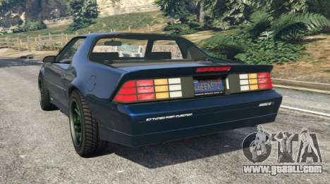 Chevrolet Camaro IROC-Z [Beta 2] for GTA 5