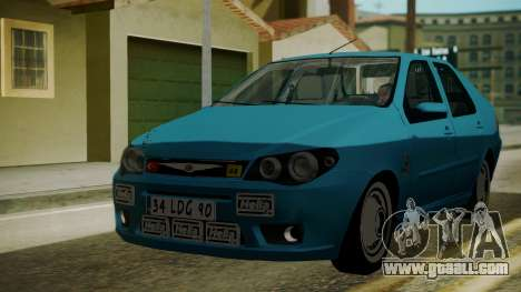 Fiat Albea Sole for GTA San Andreas