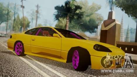 Alpha Drift for GTA San Andreas