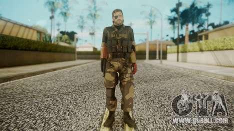 Venom Snake Splitter for GTA San Andreas second screenshot