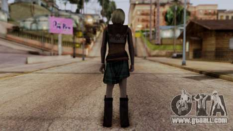 Resident Evil 4 Ultimate HD - Ashley Graham for GTA San Andreas third screenshot