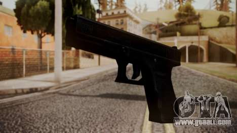 Colt 45 by catfromnesbox for GTA San Andreas