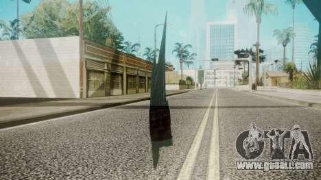 Glass Shard for GTA San Andreas second screenshot