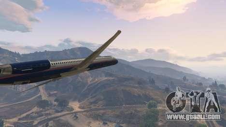 GTA 5 McDonnell Douglas MD-80 tenth screenshot