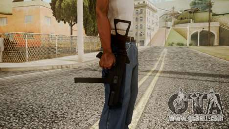 MP5 by catfromnesbox for GTA San Andreas third screenshot