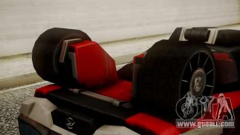 Tridoron-3000 for GTA San Andreas right view