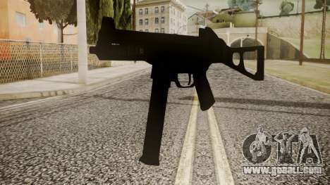 MP5 by catfromnesbox for GTA San Andreas