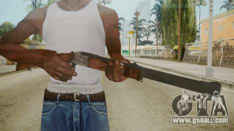 Atmosphere Rifle v4.3 for GTA San Andreas third screenshot