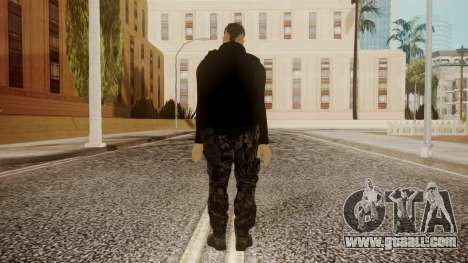 Custom Survivor 1 for GTA San Andreas third screenshot