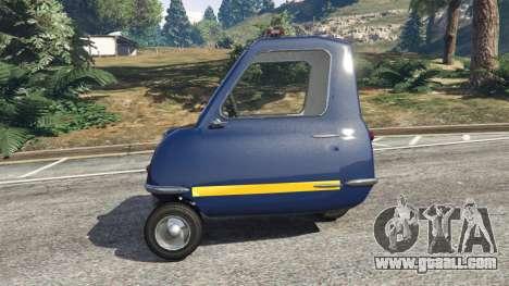 Peel P50 Police for GTA 5