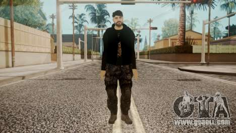 Custom Survivor 1 for GTA San Andreas second screenshot