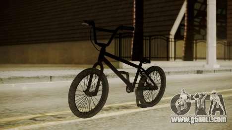 BMX Poland for GTA San Andreas