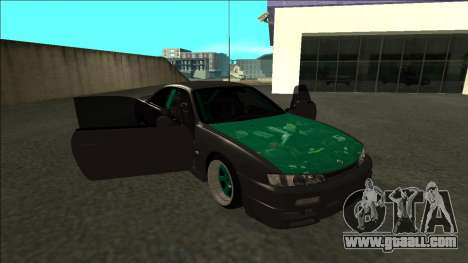 Nissan 200sx Drift for GTA San Andreas side view