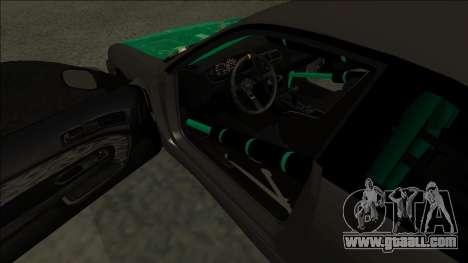 Nissan 200sx Drift for GTA San Andreas right view
