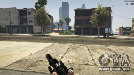GTA 5 MW3 MP5 fifth screenshot