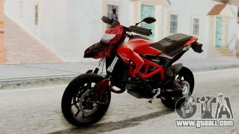 Ducati Hypermotard for GTA San Andreas