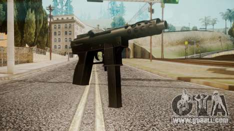 Tec 9 by catfromnesbox for GTA San Andreas