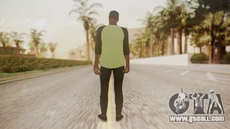 GTA Online Skin for GTA San Andreas third screenshot