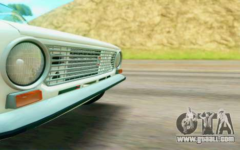 VAZ 2101 Stock for GTA San Andreas back view