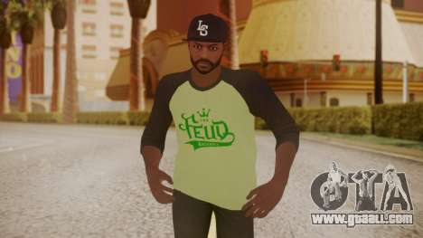 GTA Online Skin for GTA San Andreas