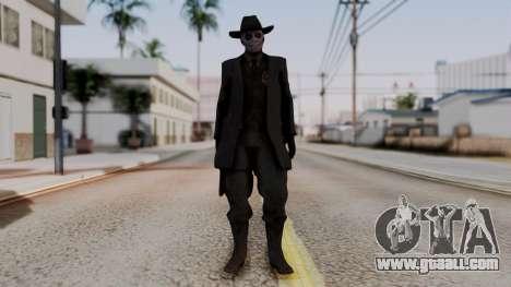 SkullFace Hat for GTA San Andreas second screenshot