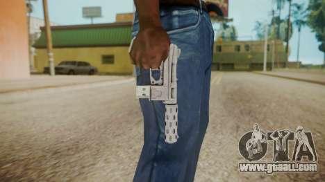 GTA 5 Tec-9 (Lowrider DLC) for GTA San Andreas third screenshot