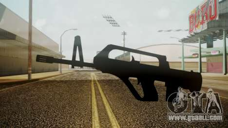 KH-2002 Battlefield 3 for GTA San Andreas second screenshot