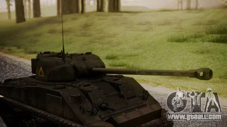 Sherman MK VC Firefly for GTA San Andreas right view