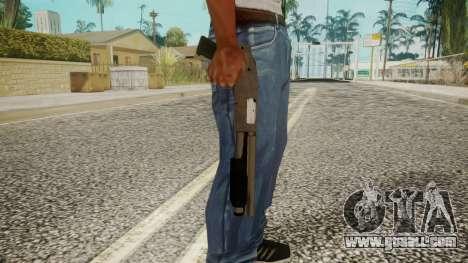 Sawnoff Shotgun by EmiKiller for GTA San Andreas third screenshot