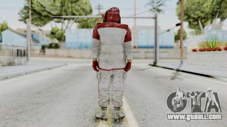 A bandit from Far Cry 4 for GTA San Andreas