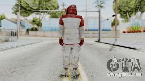 A bandit from Far Cry 4 for GTA San Andreas third screenshot