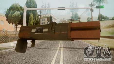 Rocket Launcher by catfromnesbox for GTA San Andreas second screenshot