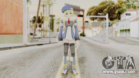 Blazblue - Noel Vermillion for GTA San Andreas second screenshot
