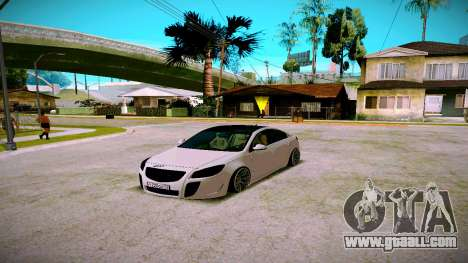 Opel Insignima SCREAM for GTA San Andreas
