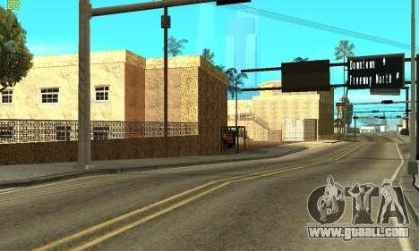 New Jefferson for GTA San Andreas third screenshot
